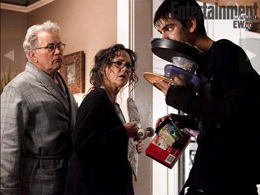 O Espetacular Homem-Aranha - Andrew Garfield, Sally Field e Martin Sheen