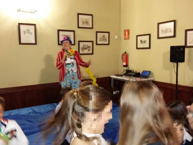 Animación infantil en Los Palacios y Villafranca