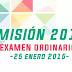Lista de Ingresantes examen de Admision Ordinario - USMP Lima 2015-I del domingo 25 de enero 2015