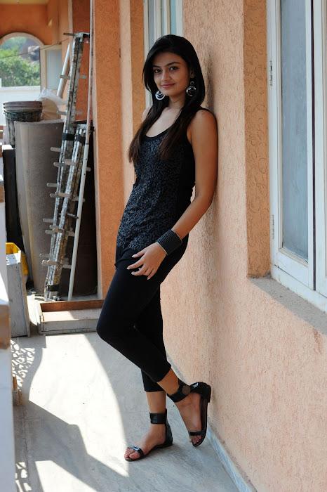 nikitha narayan at its my love story pm, nikitha new photo gallery