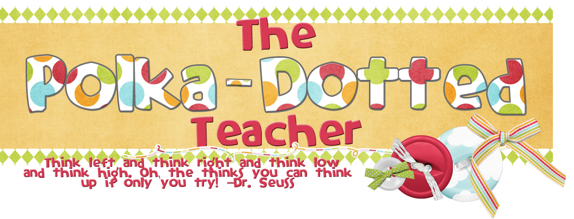 The Polka-dotted Teacher