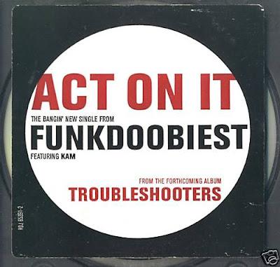 Funkdoobiest – Act It On (Promo CDS) (1997) (320 kbps)
