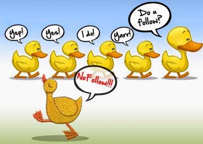 Memahami Pengertian Blog DoFollow dan NoFollow