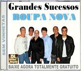 CD Grandes Sucessos Roupa Nova By DJ Helder Angelo Sem Vinhetas