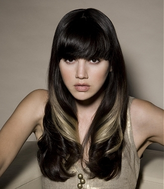Black hair styles dark black hair highlights 2011 dark black hair highlights 2011 red hair platinum highlights the size number red hair with blonde highlights should get slim highlights look lend with pmusecretfo Images