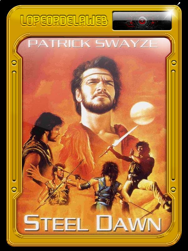 Steel Dawn (1987) | El Guerrero Del Amanecer 720p, Mega