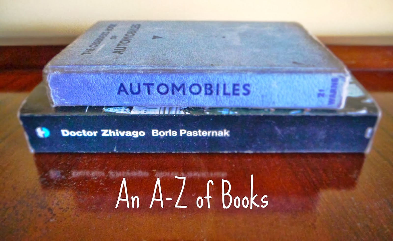A-Z of Books