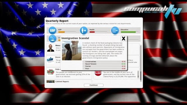 Democracy 3 PC Full Game
