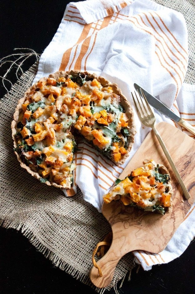 22 Delicious Meatless Mains To Make For Thanksgiving