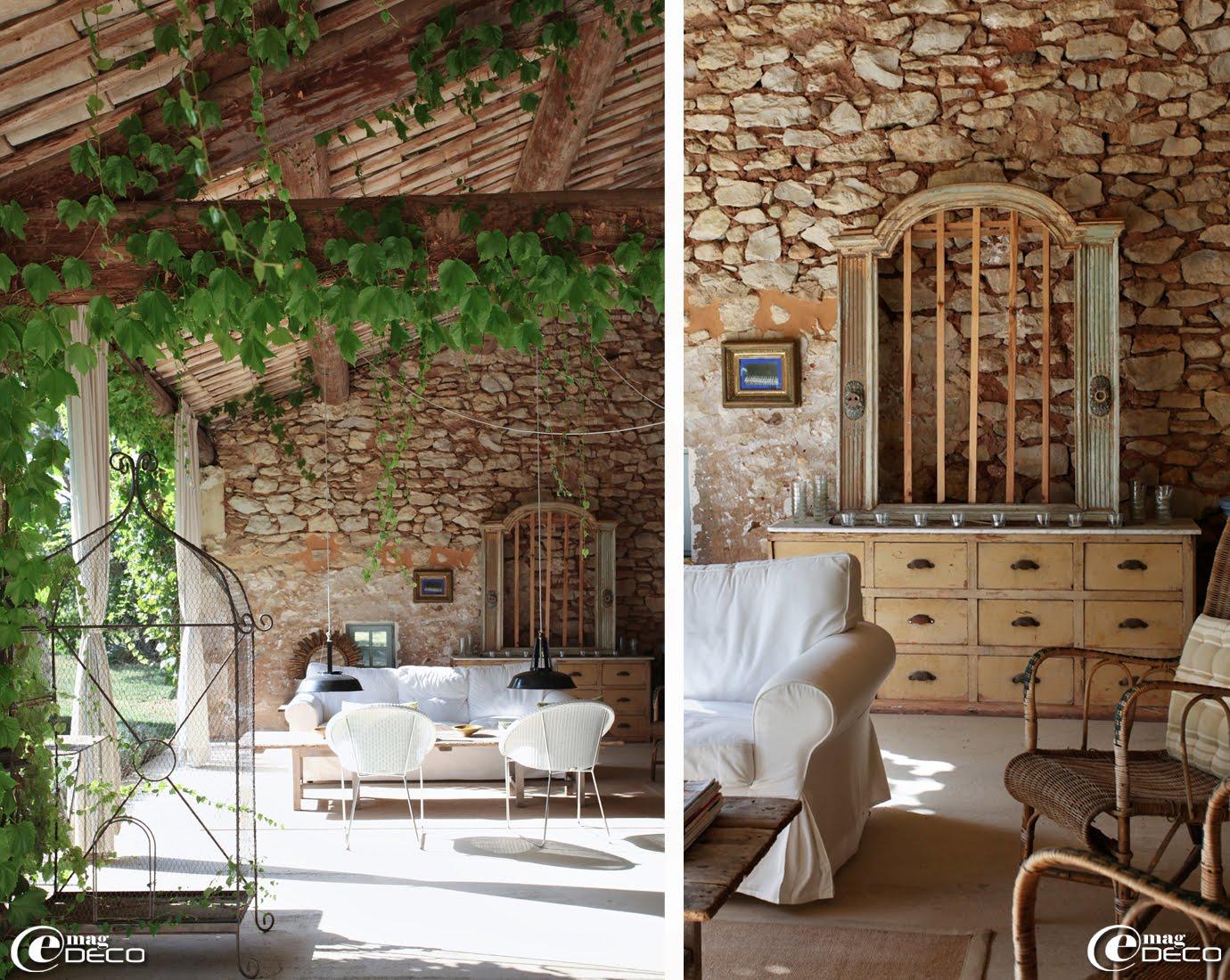 Le Mas D 39 Un Antiquaire Roussillon E Magdeco Magazine