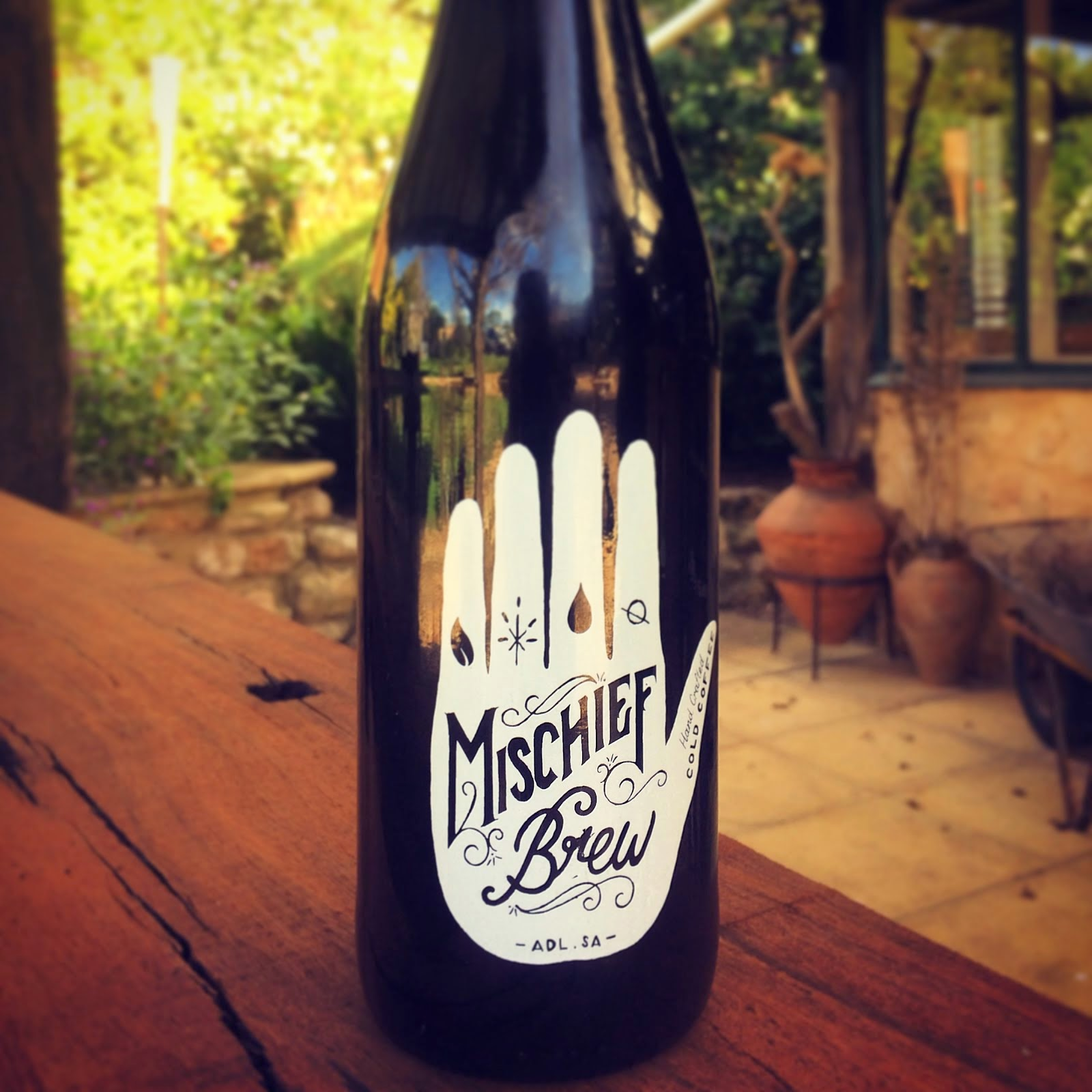 Mischief Brew - Adelaide cold brew coffee