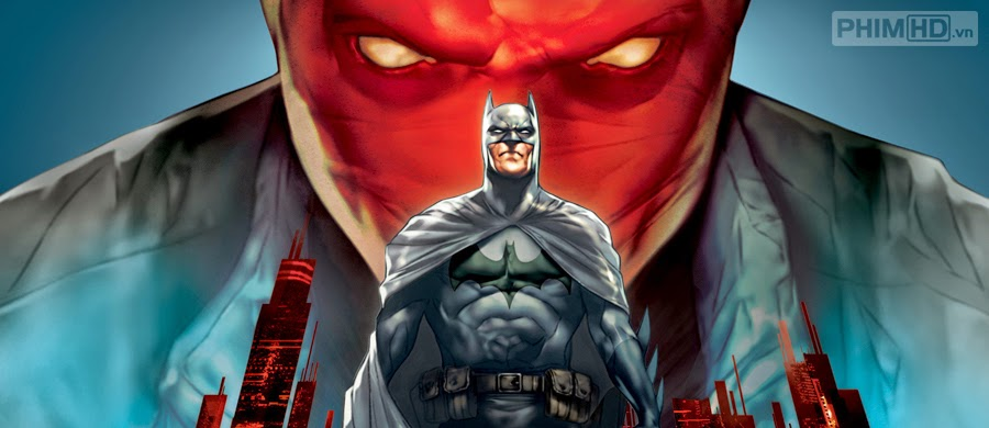 Người Dơi: Đối Đầu Với Mặt Nạ Đỏ - Batman: Under the Red Hood - 2010