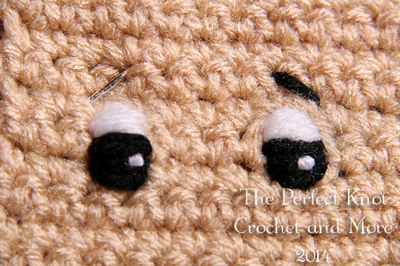 Amigurumi Yarn Eyes : The Perfect Knot Crochet and More: Adding Character to ...