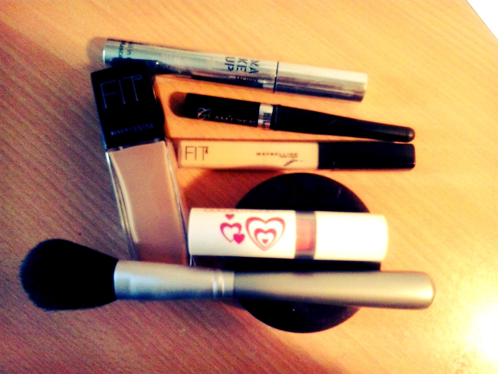 My Everyday Make Up (Sort of..)