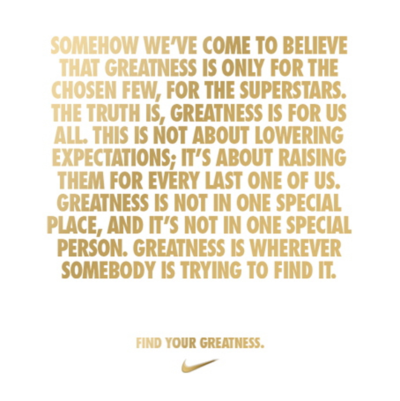 Sports Quotes About Greatness. QuotesGram Nike Quotes For Softball Girls