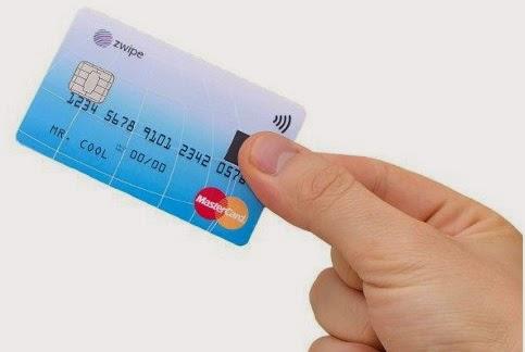 MasterCard incorporará un lector de huellas dactilares en sus tarjetas de crédito