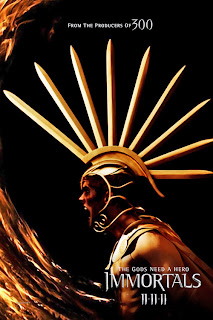 Daniel Sharman as Ares - Immortals Movie