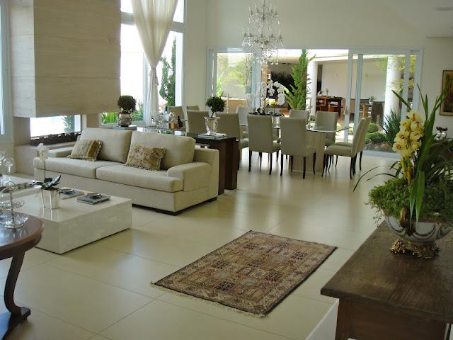 Um sonho de casa parte 2 blog home idea - Ver interiores de casas ...