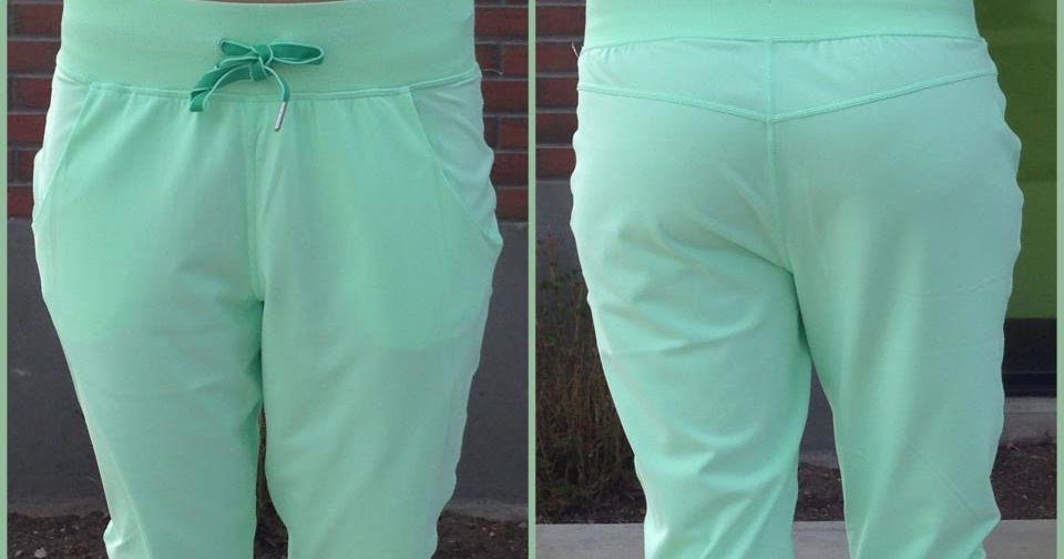 Lululemon Addict: NEW! Fresh Teal Free Fall Crops and More