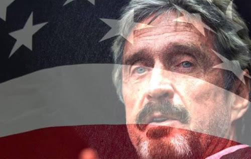 Fundador da McAfee começa a fazer campanha rumo à Presidência dos EUA