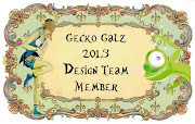 Proud to be on the Gecko Galz DT for 2013