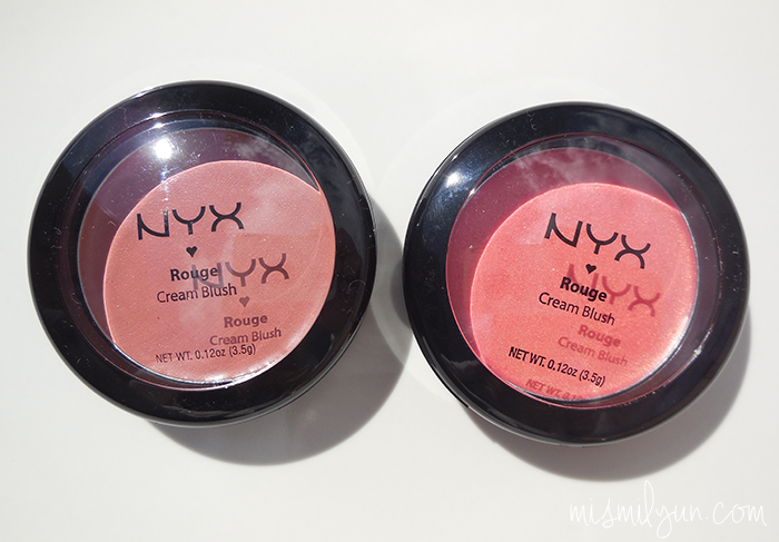 COLORETES CREMA NYX