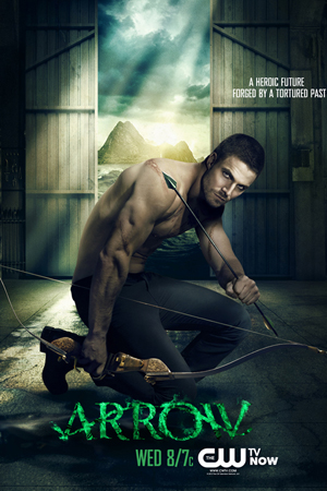 Mũi Tên Xanh Phần 1 - Arrow Season 1 - 2012
