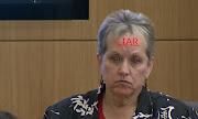 Alyce Laviolette during testimony in Jodi Arias trial