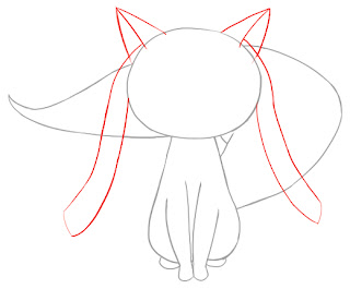 How To Draw Kyubey Step 5