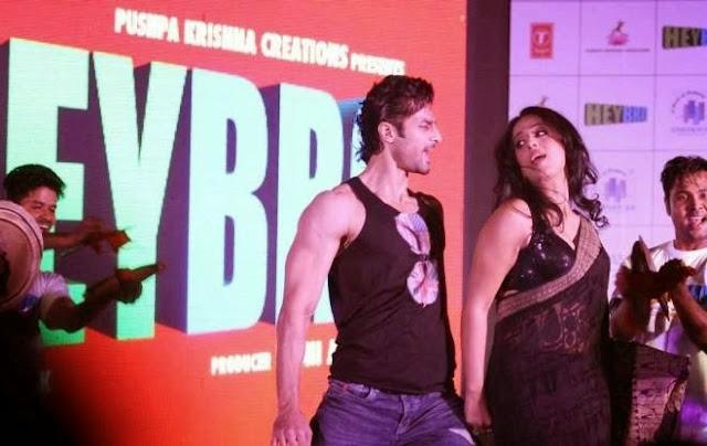 Mahie Gill Hot Photos in Saree