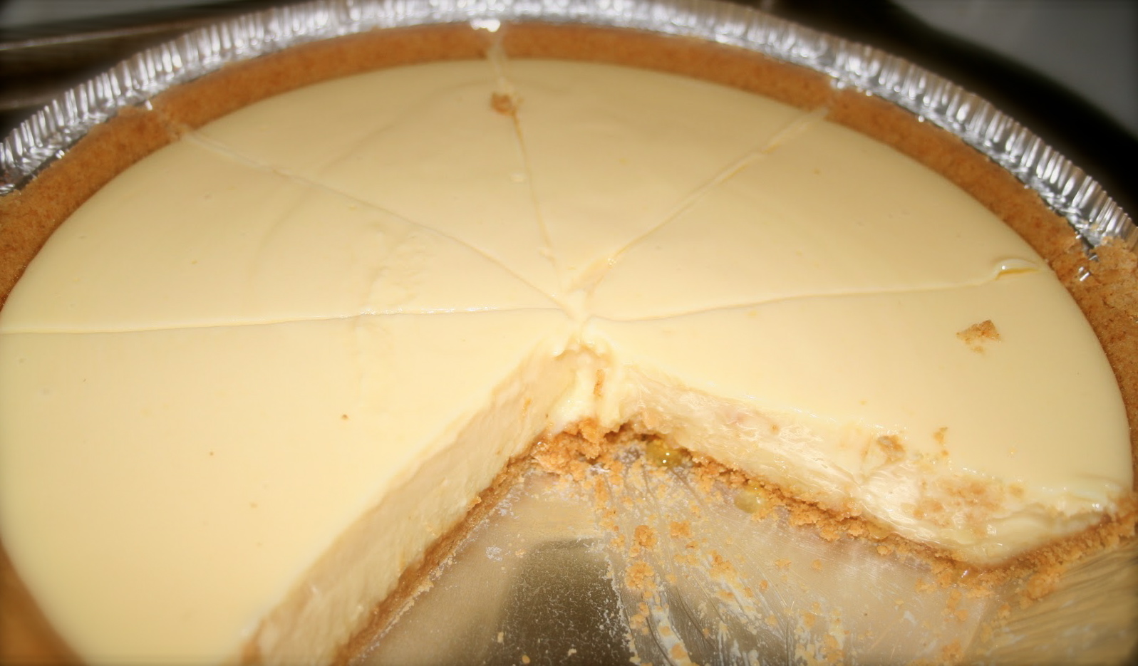 "Lemon ""Ice Box"" Pie"