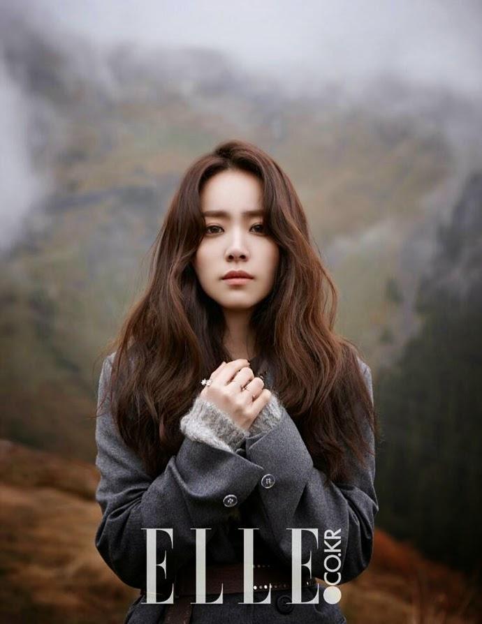 Han Ji Min Elle November 2014 Switz