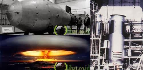 5 Bom Nuklir yang paling Terbesar dan Terkuat di Dunia