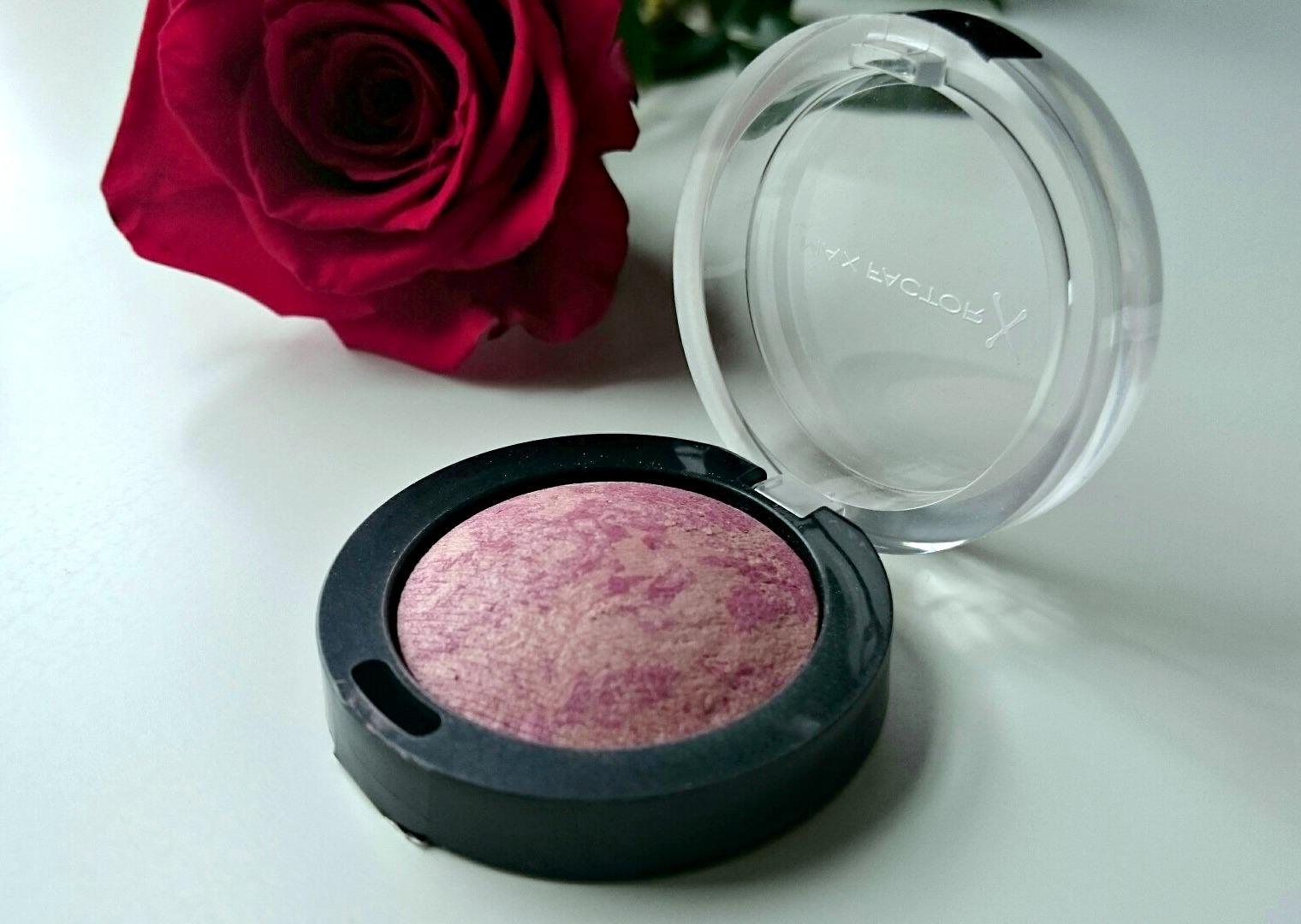 Max factor creme puff blush Seductive Pink