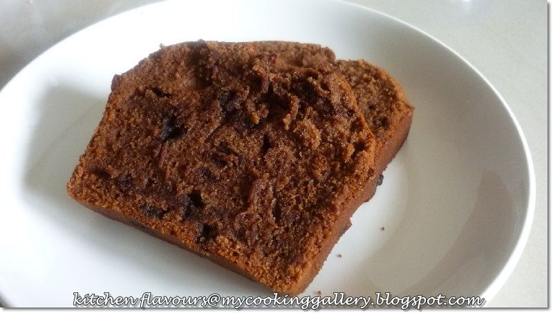 kitchen flavours: Deep Chocolate Pound Cake : Free and Easy Bake-Along ...