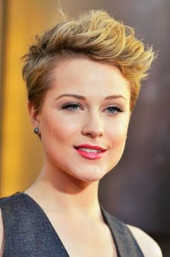 Evan Rachel Wood New Hairstyle/Hair Cut [Photo]