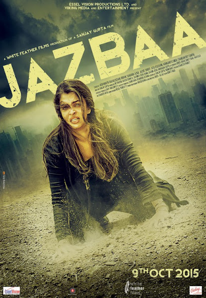 Poster Of Jazbaa 2015 1CD PDVDRip Hindi