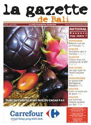 La Gazette de Bali avril 2012