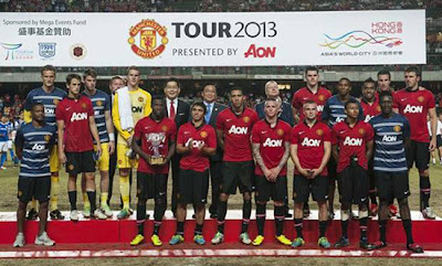 Man United Squad 2013-2014