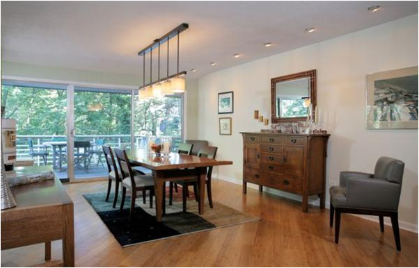 Mid century dining room design ideas simple home for Mid century modern dining rooms