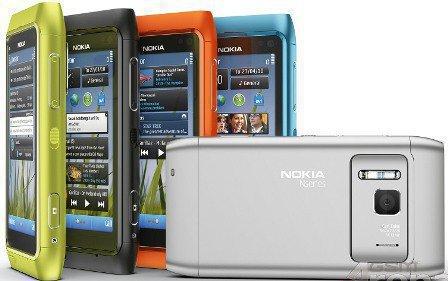 Nokia N8 16GB New [Garansi Resmi] Rp 2,900,000,-