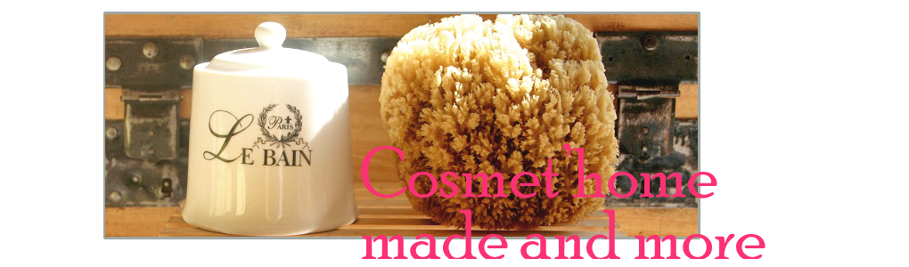 Cosmet'Home Made & More