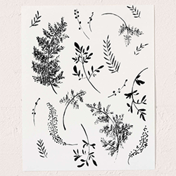 SHOP MY 'FERNS' PRINT ON URBAN OUTFITTERS: