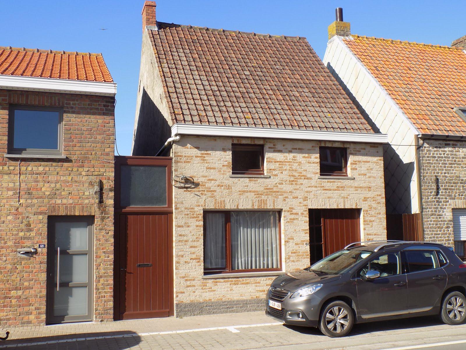 Huis Nieuwe Steenweg 67 Zuienkerke