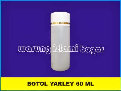 Jual Botol Yarley 60ml