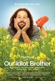 descargar Nuestro Hermano Idiota – DVDRIP LATINO