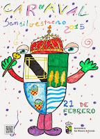 Carnaval de San Silvestre de Guzmán 2015 - Manuel Lorenzo Vacca