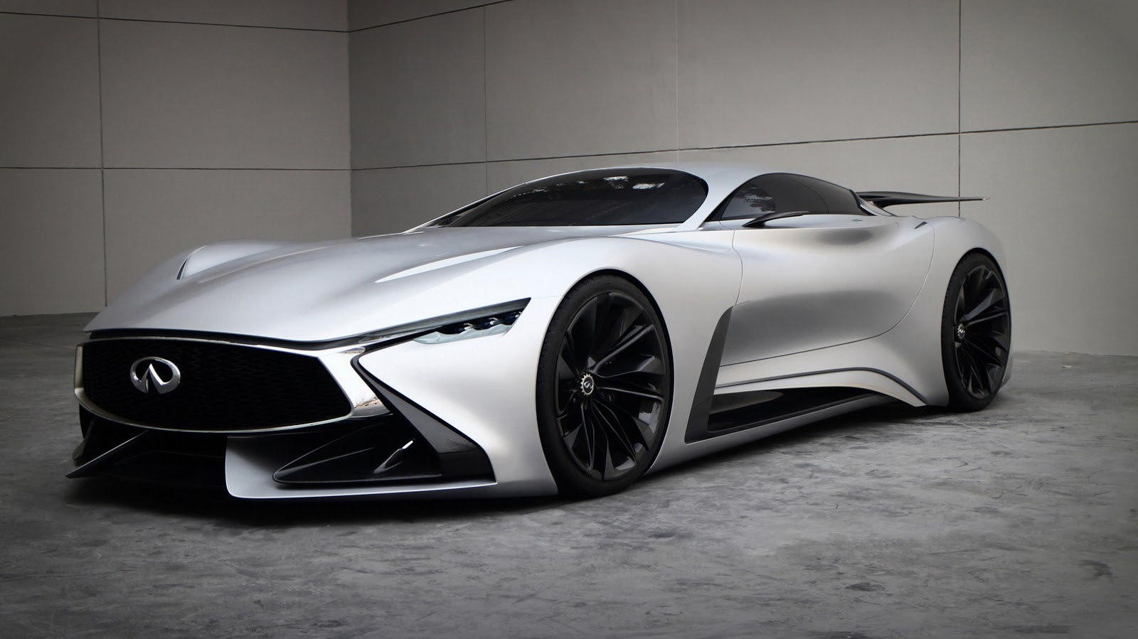 Infiniti infiniti concept car : Infiniti's Vision GT Concept Is Real And It Was Designed In China ...