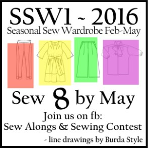 Seasonal Sew Wardrobe