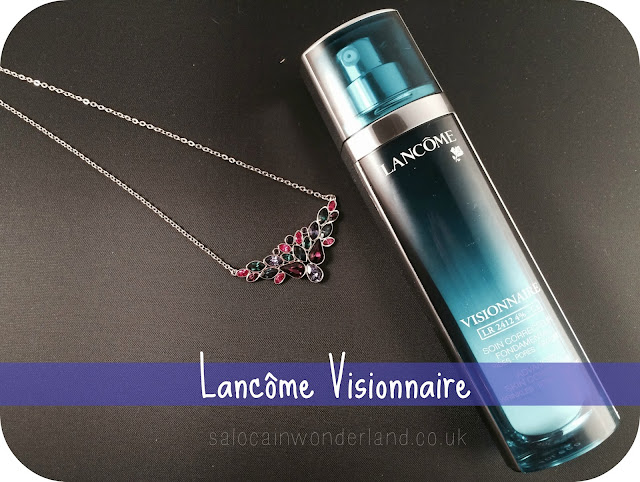 lancome visionnaire review